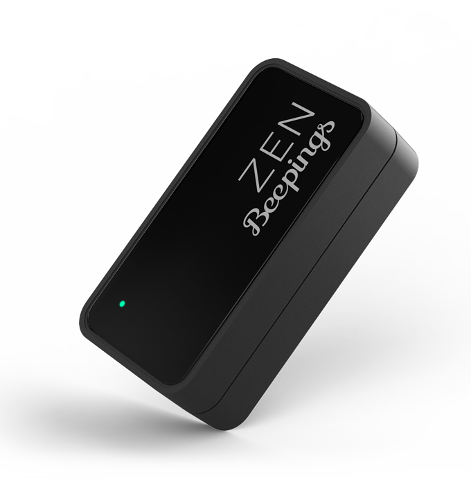 The GPS tracker ZEN by Beepings detects all the suspected movements and alerts you on your smartphone
